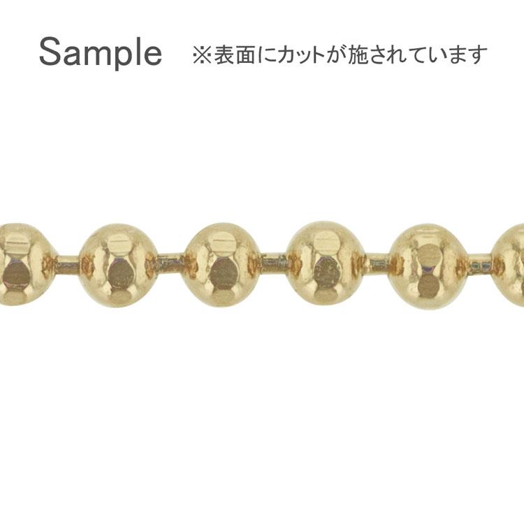 チェーン(059) / ライトゴールド / 40cm / 留め具付