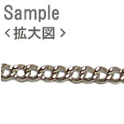 チェーン(426) / ライトゴールド / 40cm / 留め具付