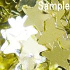 星型チップ(1007)/ ゴールド / 約1.5g