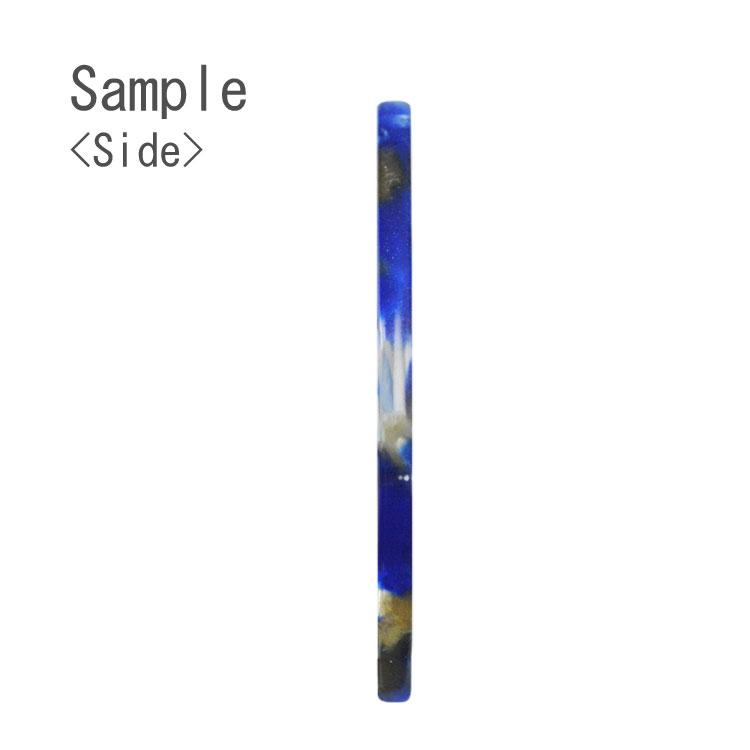 プラスチックパーツ / アクリル トライアングルフープ(トップホール・595) / 02 / 約46×16mm