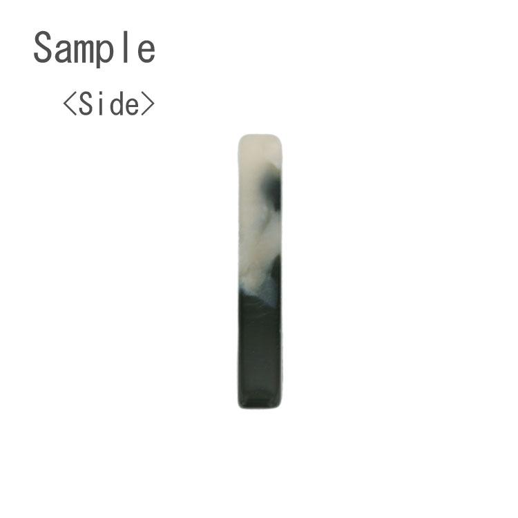 プラスチックパーツ / アクリル トライアングル(トップホール・604) / 02 / 約19mm