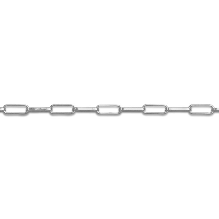 チェーン(510) / ロジウム / 50cm