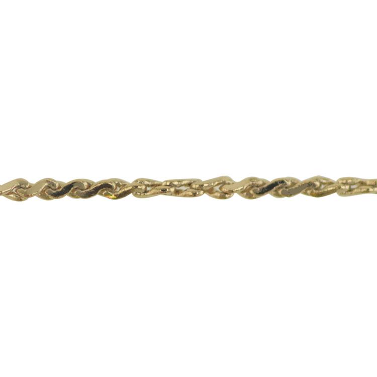 チェーン(471) / ライトゴールド / 100cm