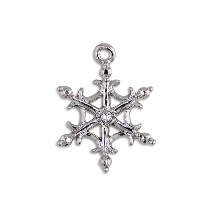 チャーム・雪の結晶(3753)/ CR・R