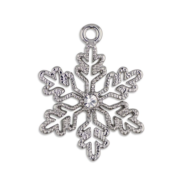 チャーム・雪の結晶(3754)/ CR・R