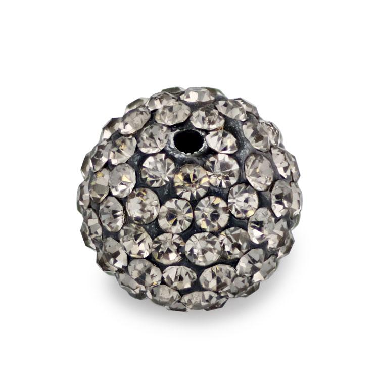 ラインストーンボール (2359) / GY / 約8mm