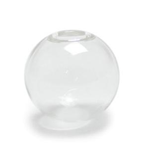 ガラスドーム(842)/ ラウンド 約10mm(片穴) / CR