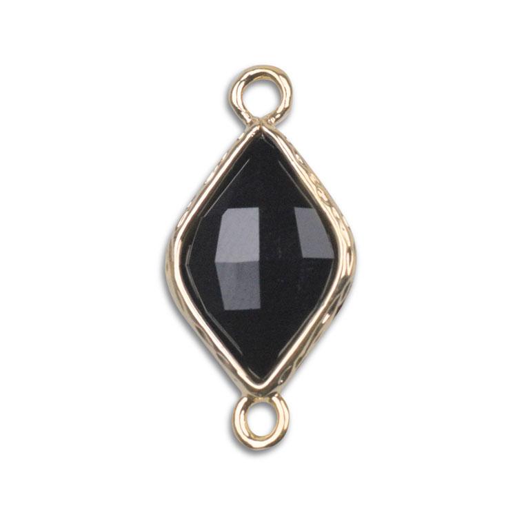フレームガラス / ダイヤ(つなぎパーツ・3058) / BK・G5