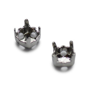 石座(#1088) / R / 約3mm用 / 40pcs(大袋)