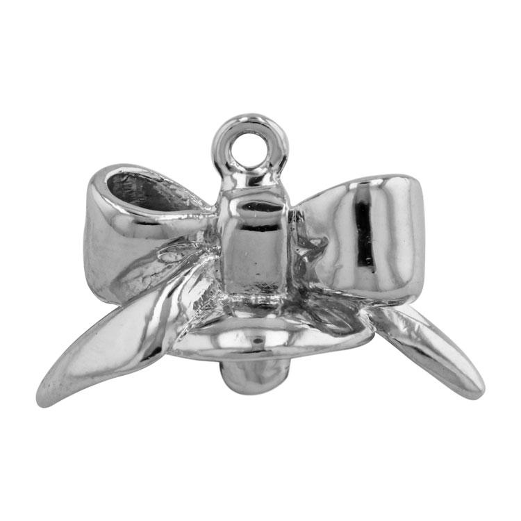 ガラスドーム用キャップ 穴径3〜5.5mm用・リボン(3541) / R