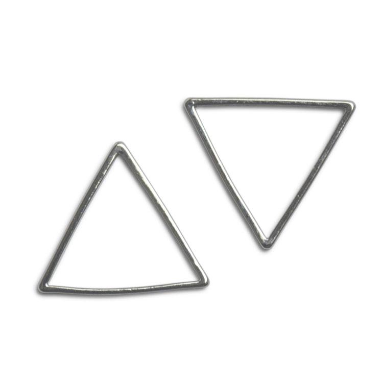 メタルフープ(三角/1644) / R / 約20mm