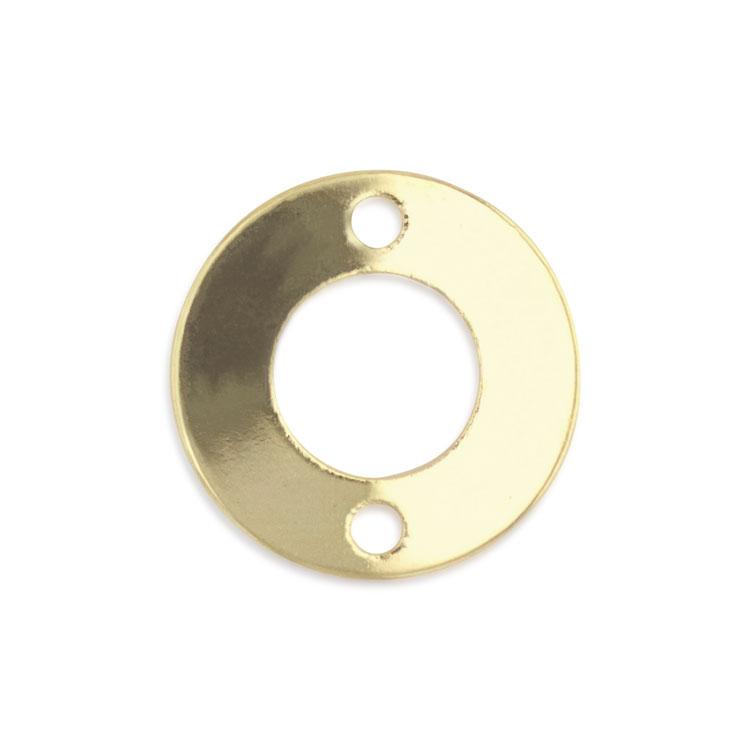 メタルフープ 上下穴(ラウンド/2427) / G5 / 外径約12mm
