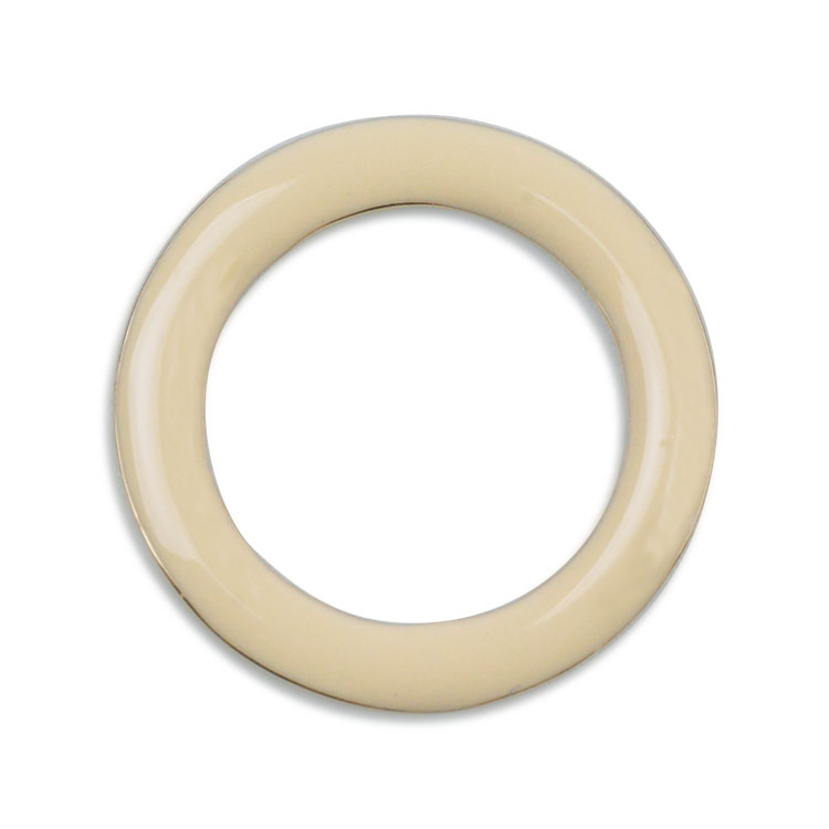 メタルカラーフープ(ラウンド/3054) / WH・G5 / 外径約28mm