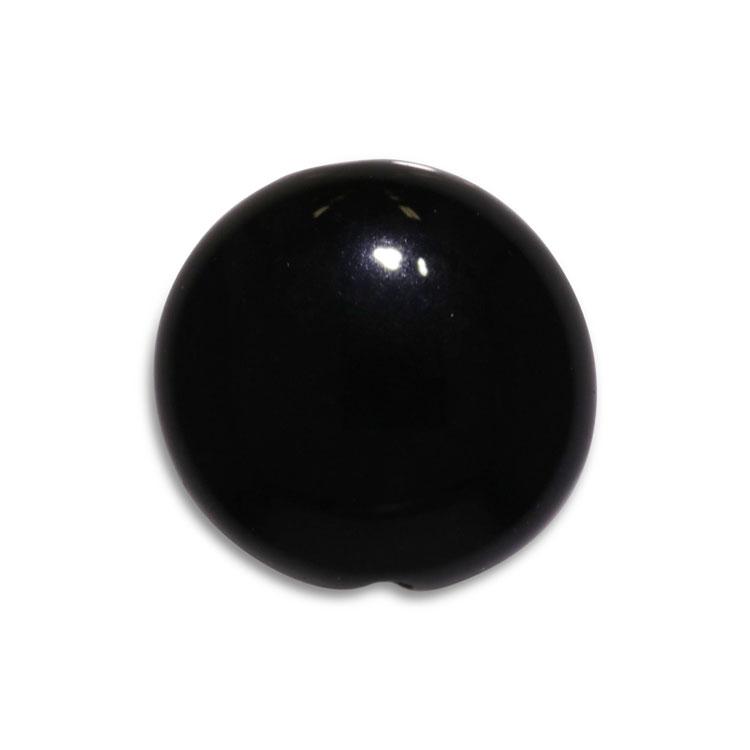 天然石 / コイン / オニキス(染色) / 約12mm