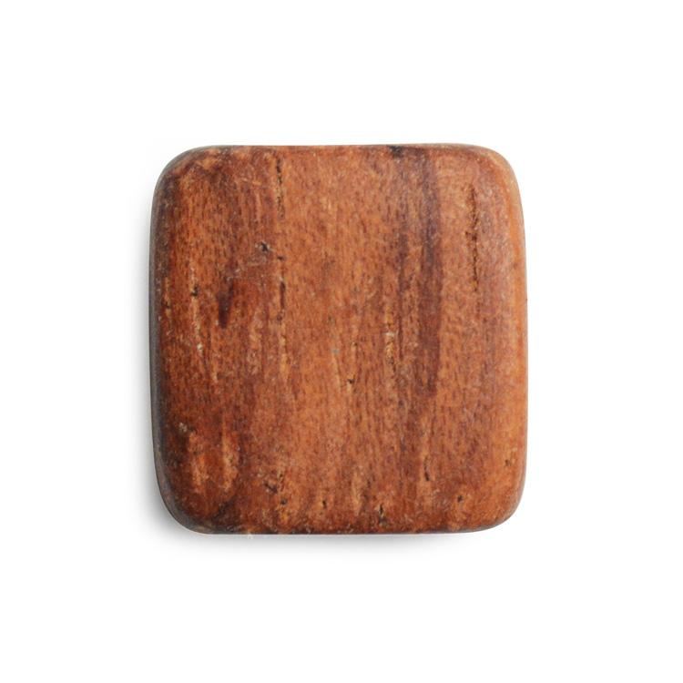 ウッドビーズ / 平四角型(1132)/ バイヨンウッド