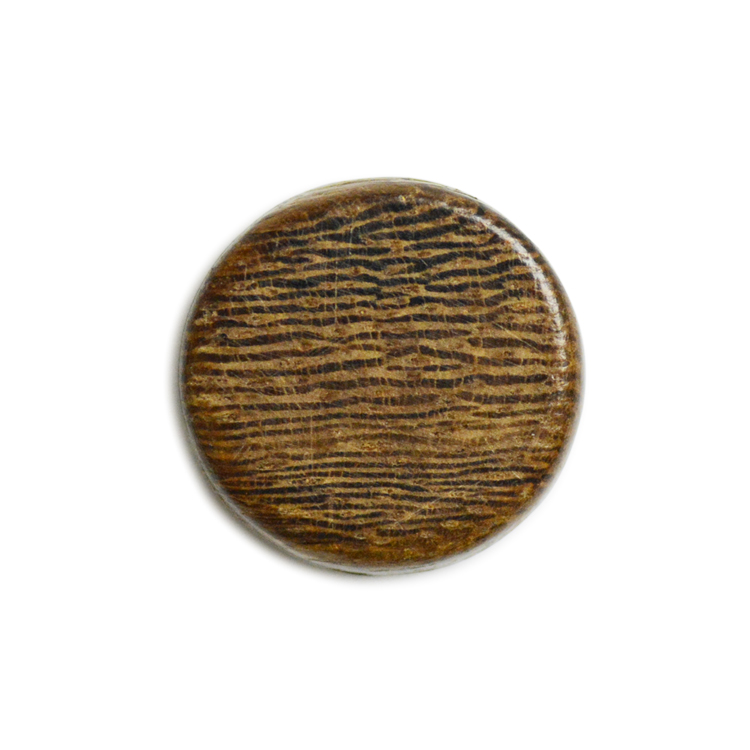 ウッドビーズ / コイン型(1133)/ ロブレウッド