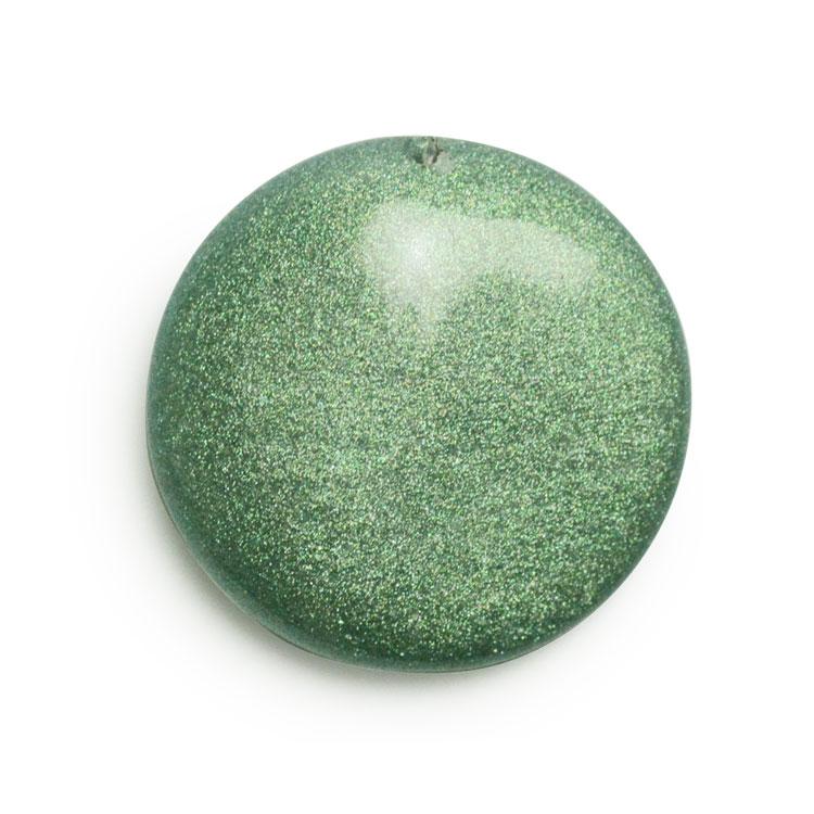 パール / 日本製プラスチックパール(塗装 コイン型) / わかたけいろ / 18mm