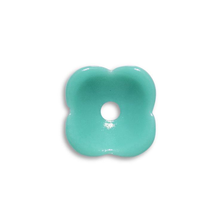 プラスチックパーツ / タイニーフラワー(677) / LB / 約6mm