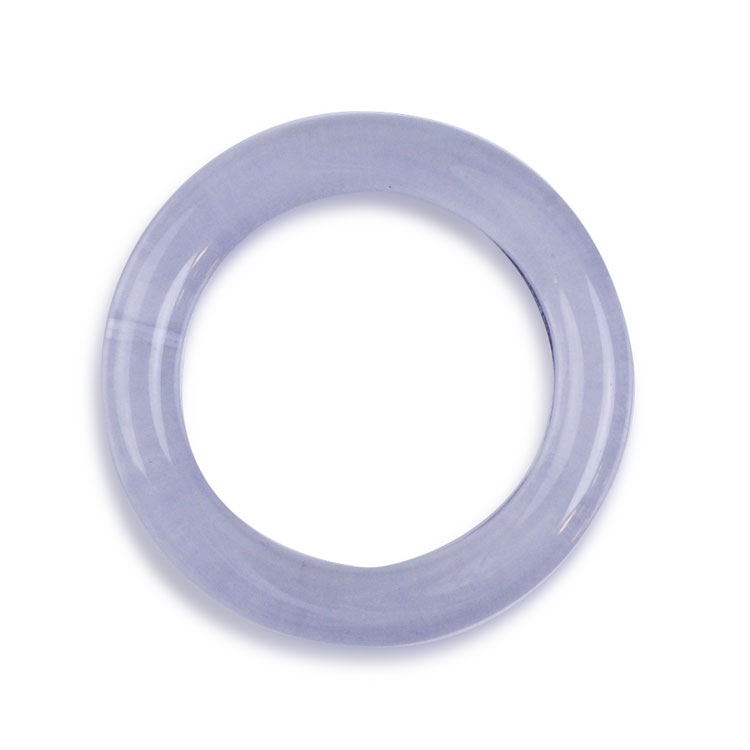 プラスチックパーツ / アクリル フープ(777) / PU / 約25mm