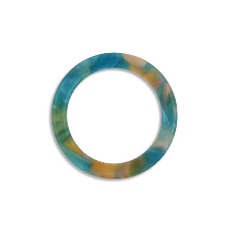 プラスチックパーツ / アクリル リング(592) / 05 / 約20mm