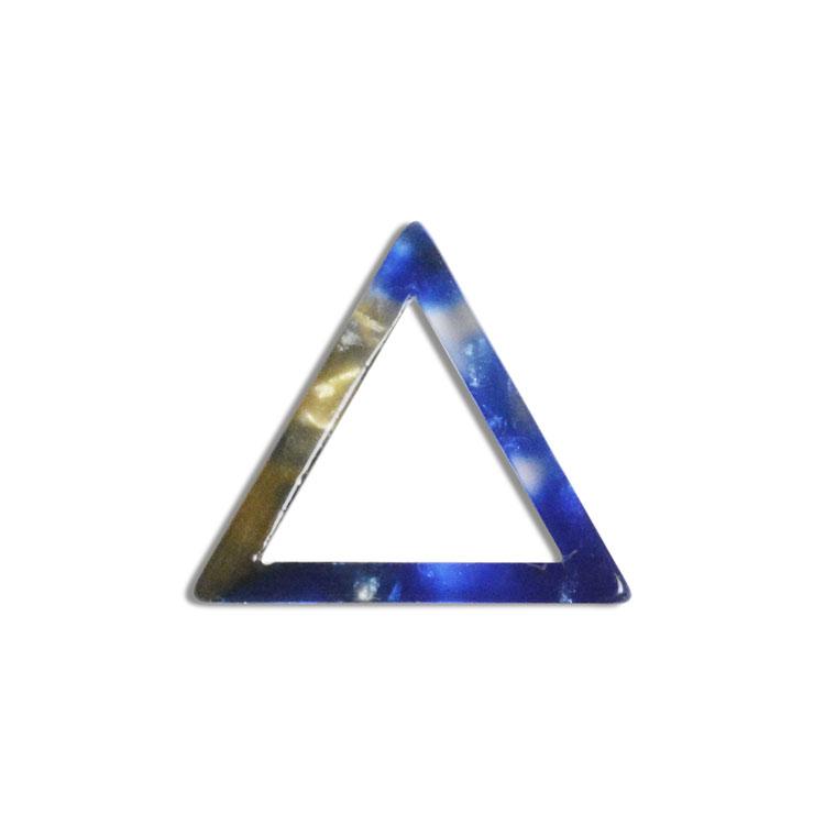プラスチックパーツ / アクリル トライアングルフープ(599) / 03 / 約16×18mm