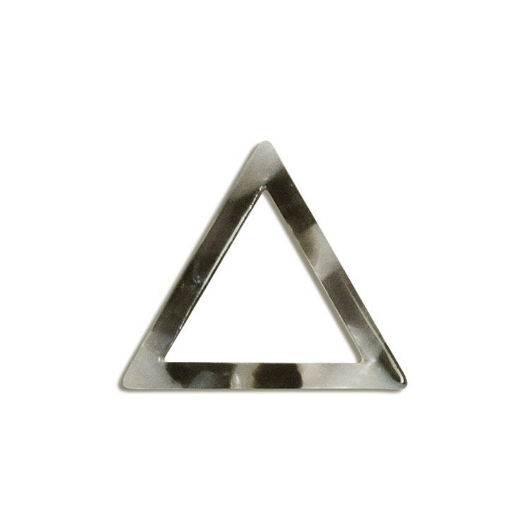 プラスチックパーツ / アクリル トライアングルフープ(599) / 04 / 約16×18mm