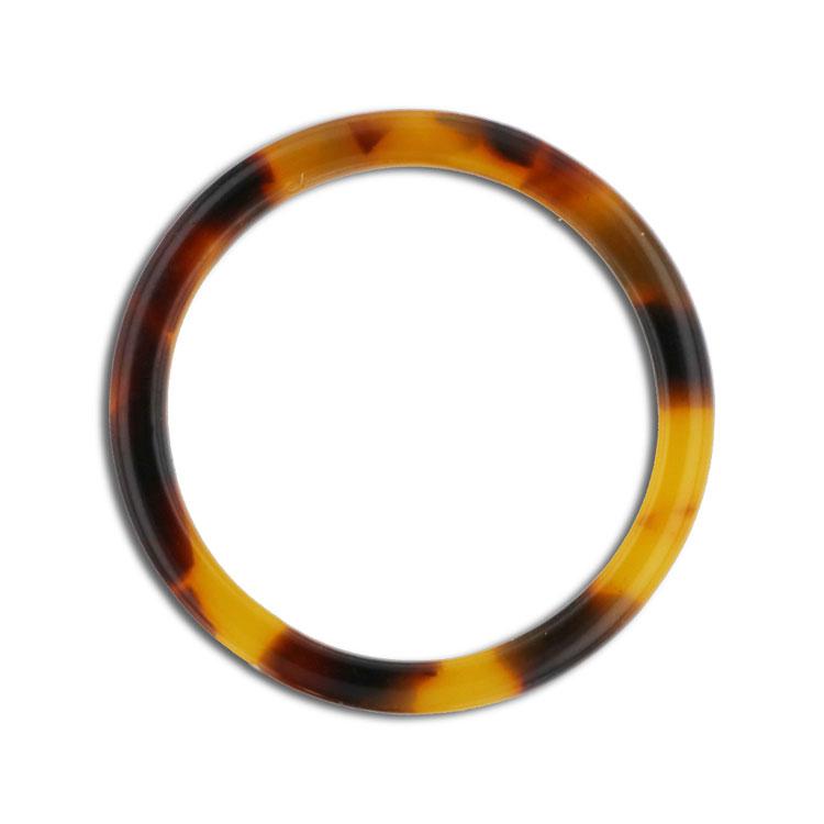 プラスチックパーツ / アクリル リング(609) / 02 / 約25mm