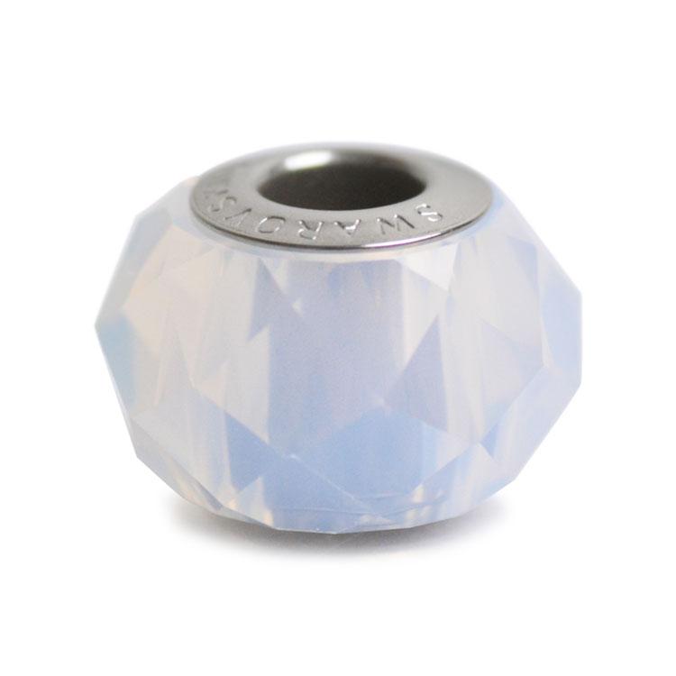 スワロフスキー・クリスタル#5948 ホワイトオパール 14mm
