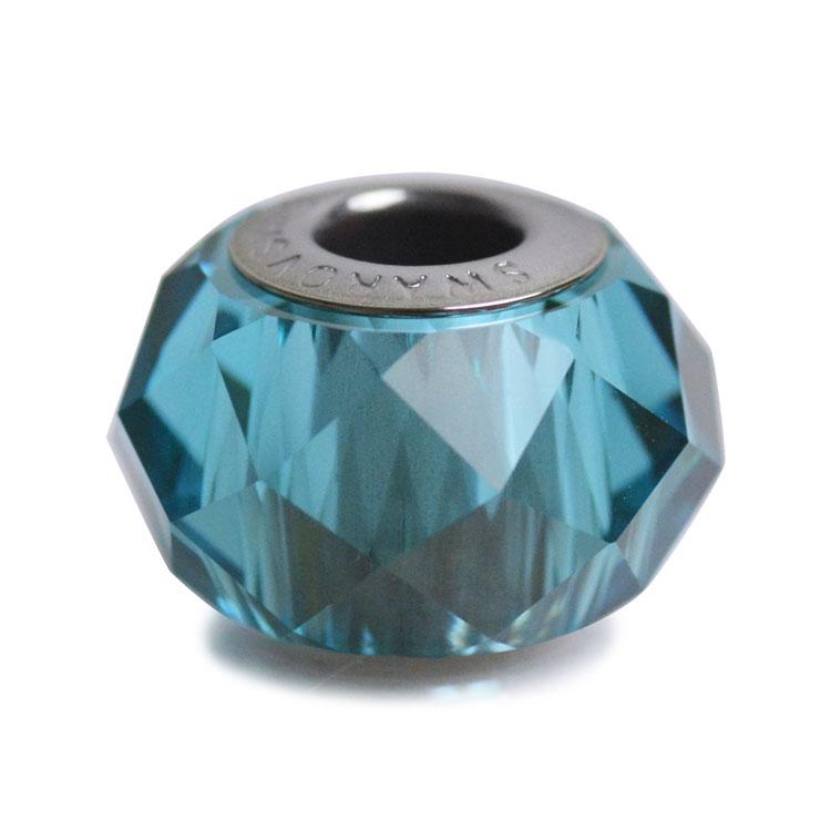 スワロフスキー・クリスタル#5948 インディコライト 14mm