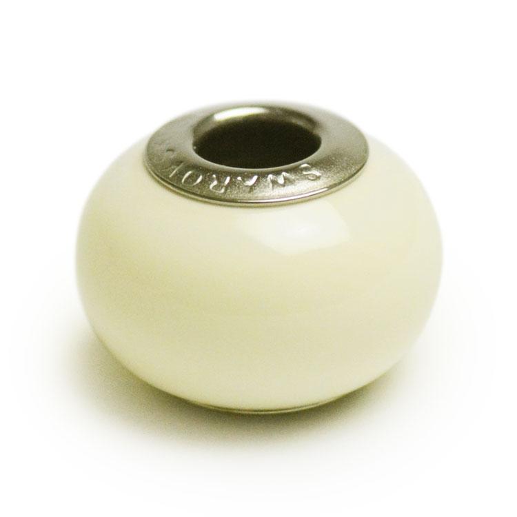スワロフスキー・クリスタル#5890 アイボリー(パール) 14mm