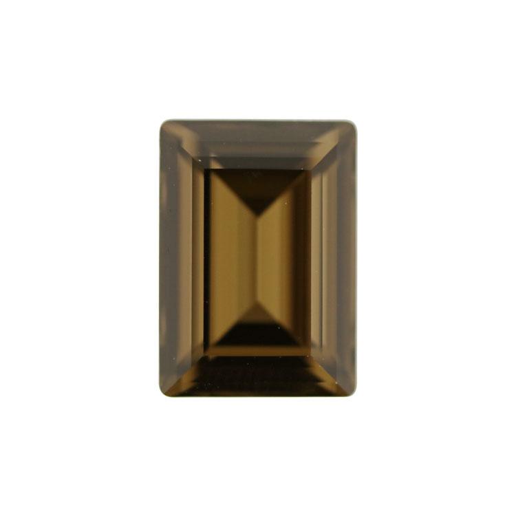 スワロフスキー・クリスタル#4527 スモーキークォーツ 8×6mm