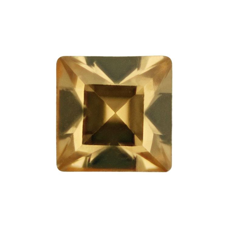 スワロフスキー・クリスタル#4428 ライトコロラドトパーズ 3mm