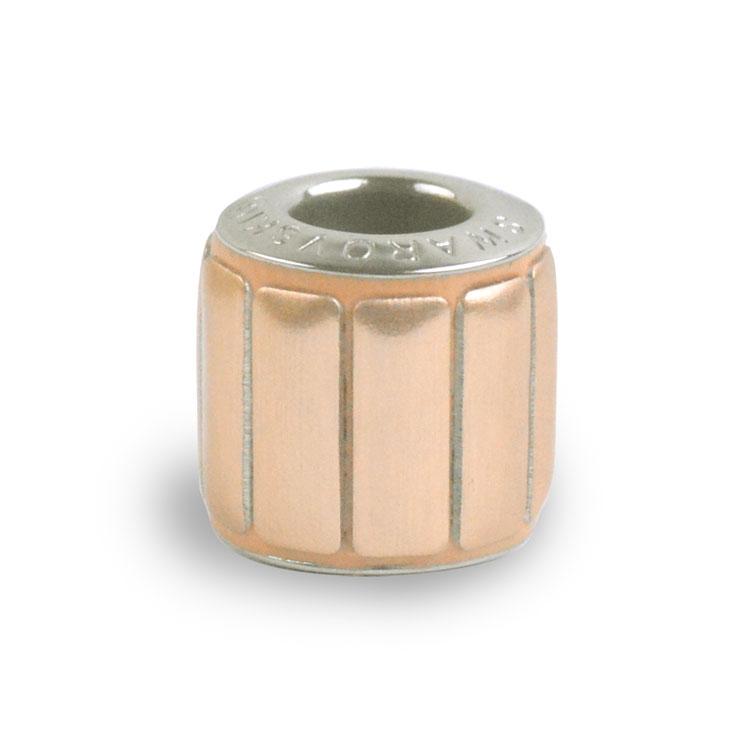 スワロフスキー・クリスタル#80 801 カッパー ブラッシュ 9.5mm