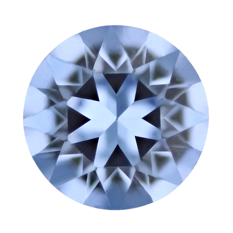 スワロフスキー・クリスタル#1088 ライトサファイヤ 約3mm
