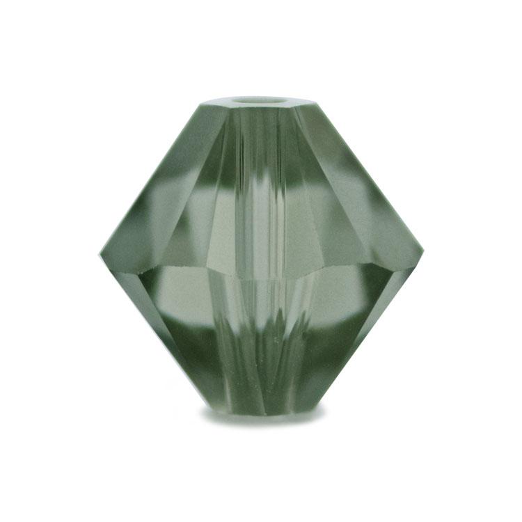 スワロフスキー・クリスタル#5328 ブラックダイヤモンド 4mm