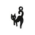 チャーム・ハロウィン 黒猫(3252) / BK