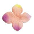 造花パーツ / 4枚花弁(814)/ ライトピンク / 約35mm
