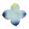 造花パーツ / 4枚花弁(814)/ ライトブルー / 約35mm