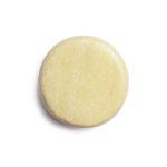 ウッドビーズ / コイン型(1131)/ ホワイトウッド