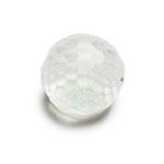 プラスチックパーツ / 貼り付け用 / ドームカット(2361) / CR / 約8mm