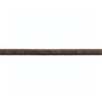 日本製ワックスコード(ブラウン・約1.0mm)/ 3m