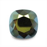 スワロフスキー・クリスタル#4470 クリスタルイラデサントグリーン 10mm