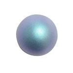 スワロフスキー・クリスタル#5810 イラデサントライトブルー(パール) 8mm