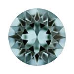 スワロフスキー・クリスタル#1088 インディアンサファイヤ 約6mm
