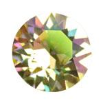 スワロフスキー・クリスタル#1088 クリスタルルミナスグリーン 約6mm