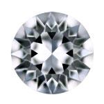 スワロフスキー・クリスタル#1088 スモーキーモーブ 約8mm