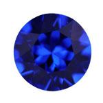 スワロフスキー・クリスタル#1088 マジェスティック・ブルー 約6mm