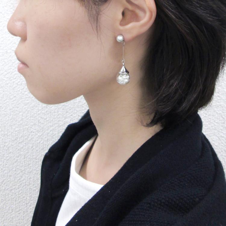 ガラスドーム用キャップ 穴径3〜5.5mm用・円錐(3540) / R