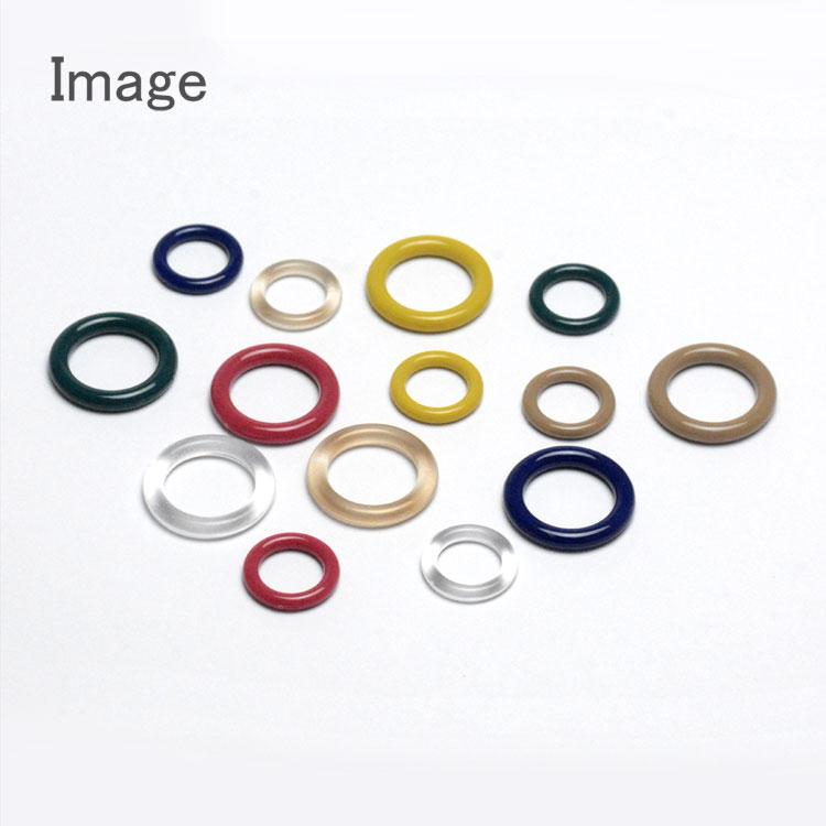 プラスチックパーツ / アクリル フープ(733) / クリア / 約25mm