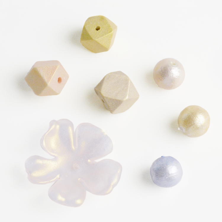 レジン用着色剤 宝石の雫 / パールローズ
